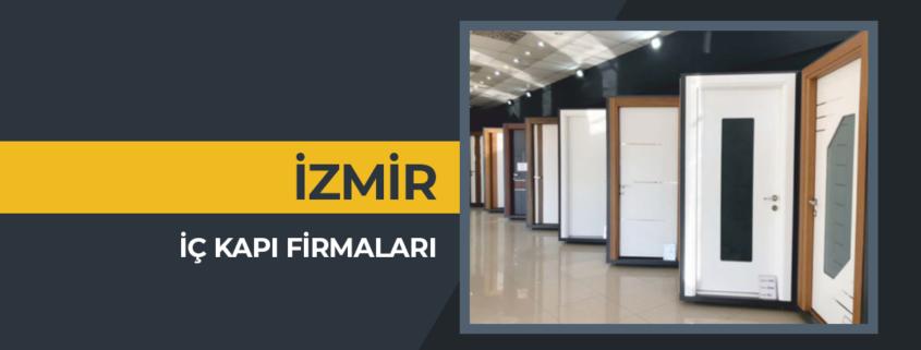 İç Kapı Fİrmaları İzmir